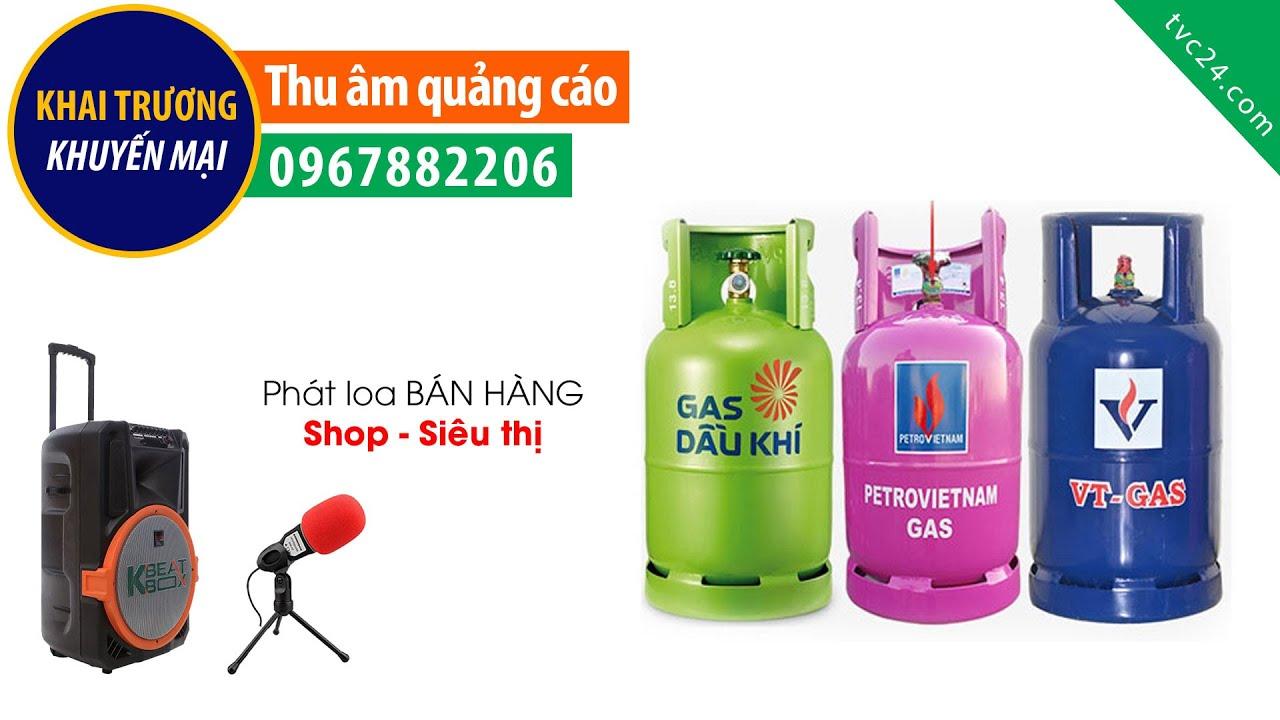 Thu âm quảng cáo Cửa hàng ga Hoa Tập