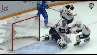 2020 Gagarin Cup Round 1 Top 10 Saves