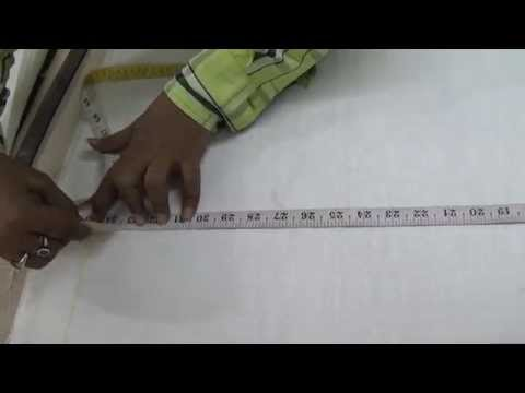 How To Cut Paksitani Simple Plaazo Pants,Plazo Salwaar Cutting Steps thumbnail