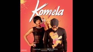 Video Dayna Nyange ft Billnas - Komela (Official Audio) download MP3, 3GP, MP4, WEBM, AVI, FLV Juni 2018