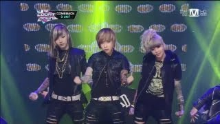 디유닛_LUV ME(LUV ME by D-UNIT@Mcountdown 2012.11.08)
