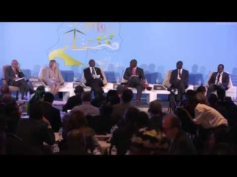 Africa investor Moderates Discussion on Reducing Riskiness of Investing in Africa's Infrastructure