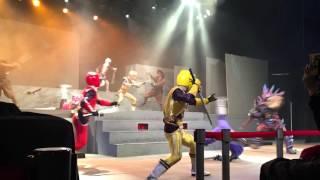2015年 手裏剣戦隊ニンニンジャーのショーです。 01と合わせてご視聴下...