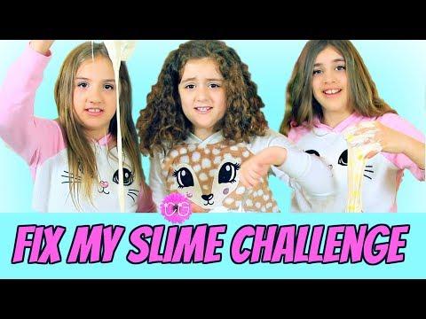 Fix My Slime Challenge!