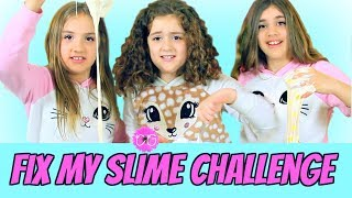 Fix My Slime Challenge!