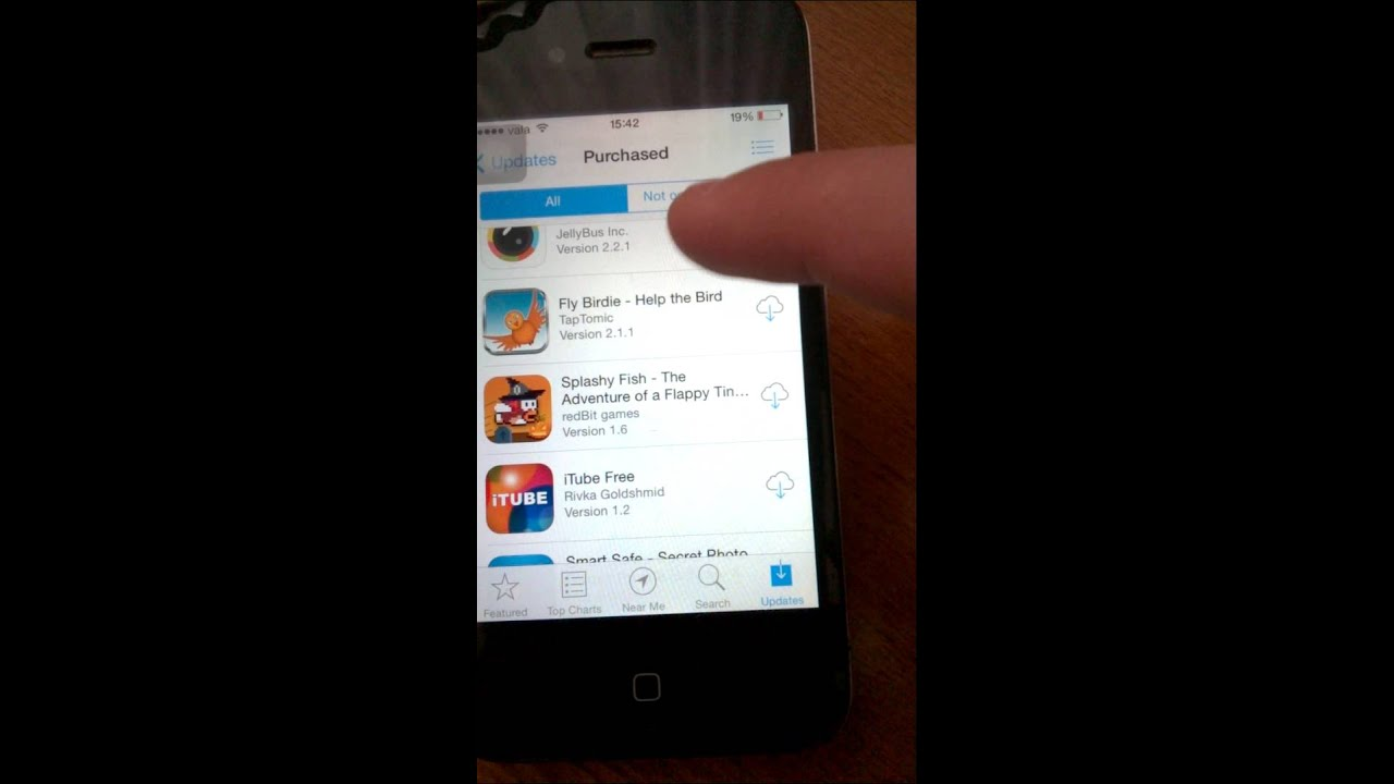 How to get itube for iphone! - YouTube