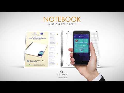 Notebook Oxford International - Simple et efficace