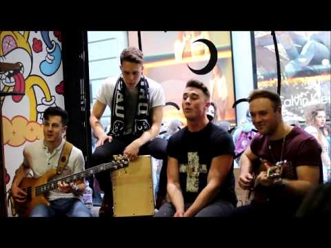 Don Broco Live (Acoustic Session at Drop Dead) - Hold On