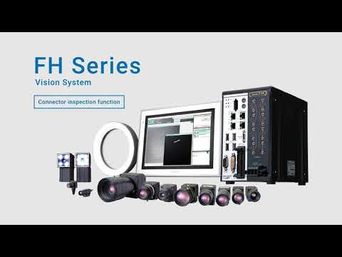 Connector Inspection Function | FH-series Vision System and Cameras