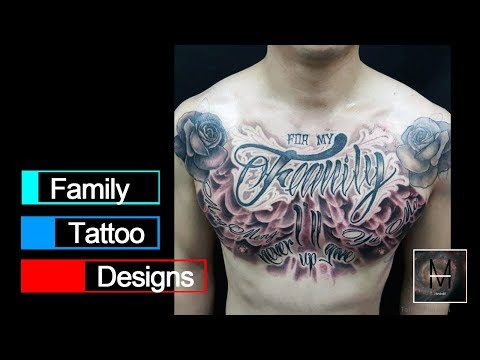 The Symbolic Family Tattoo Ideas