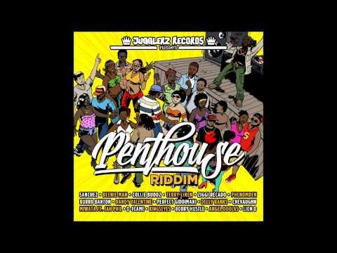PENTHOUSE RIDDIM mix (APRIL 2014)  [Jugglerz Records]   mix by djeasy