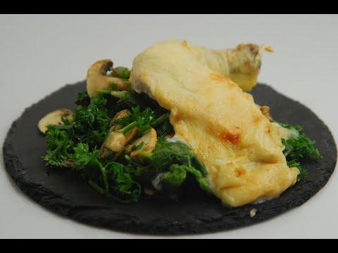 Cheese Crusted Chicken Salad | New Season | Cooksmart | Sanjeev Kapoor Khazana