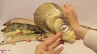 Подушка-антистресс - Лещ 65 см