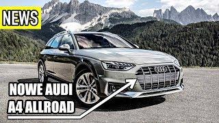Nowe Audi A4 Allroad, Alpine XB7, koniec z głośnymi wydechami w UE  - #243 NaPoboczu