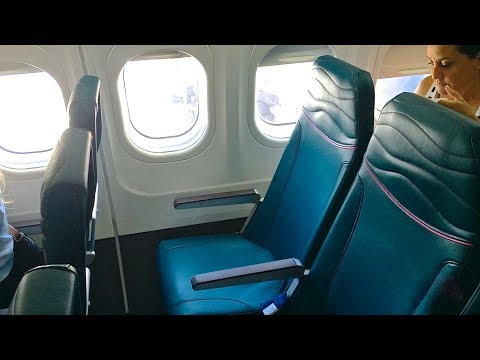 Hawaiian Airlines Boeing 717-200 Flight 158 Inter-Island Service Review | HNL-KOA