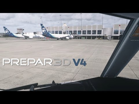 [Prepar3d v4] Beautiful Scenery 737...