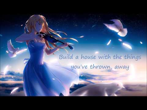 Nightcore - We are Giants (Lyrics)