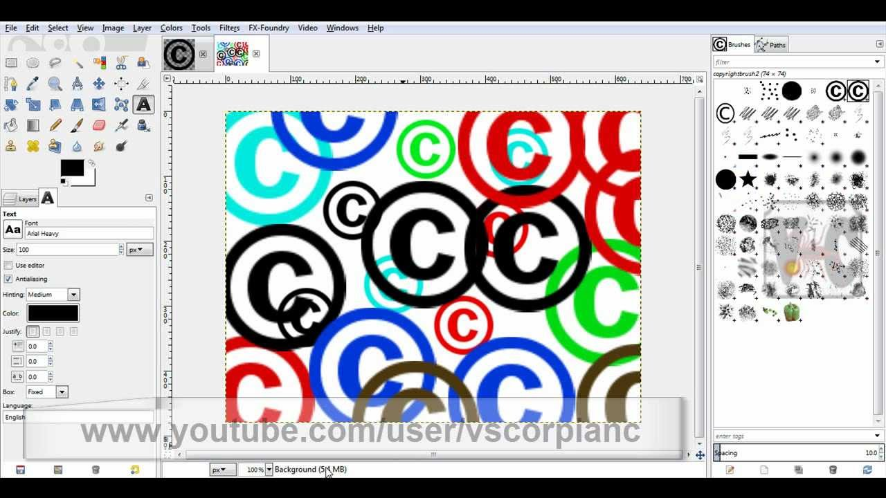 how to get copyright symbol on windows