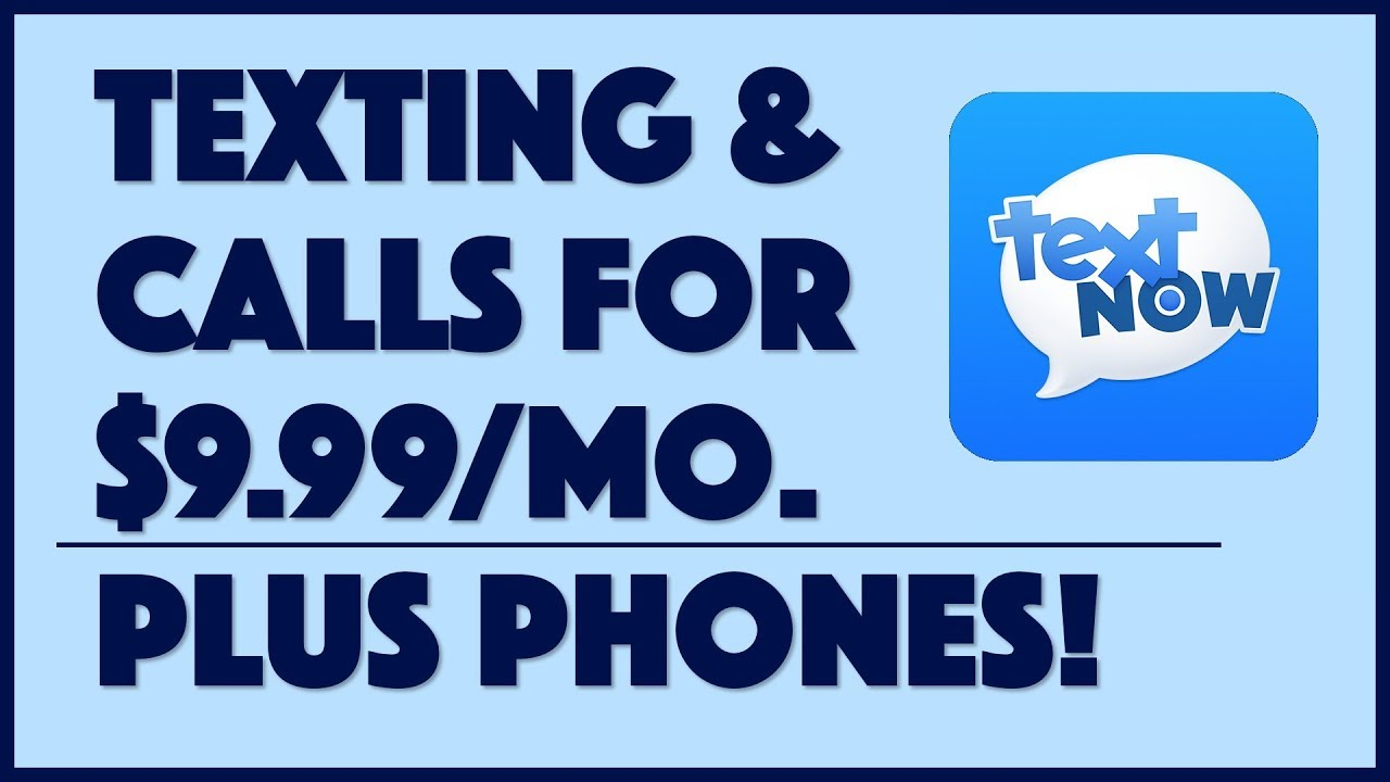 TEXTNOW: Messaging & Calls On A Budget - Reviewed