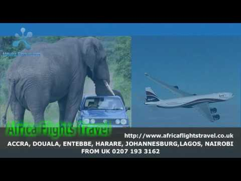 Africa Flights Travel
