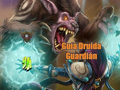 [WoW] Guía Druida Guardián 7.3.2+