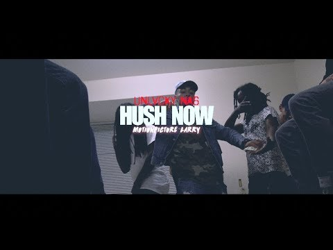 Unlvcky Nas - Hush Now (Official Video) Shot by @LarryFlynt_