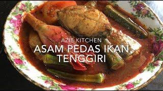 Detail recipe, please click my blog link at http://www.aziekitchen.com/2018/06/asam-pedas-ikan-tenggiri.html Please follow me at : Instagram aziekitchen FB ...