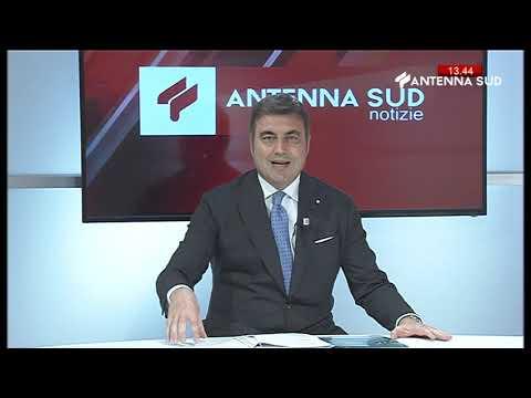 TG Antenna Sud Ore 13:30 Del 22 Ottobre 2019