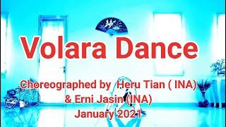 Volara Dance - Line Dance ( Demo By Julita )