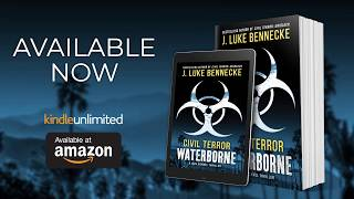 Civil Terror: Waterborne Book Trailer