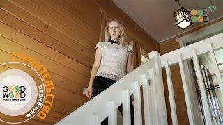 видео Лестницы в частном доме - устройство и проблемы