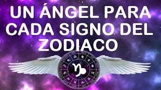 El Ángel que corresponde a cada signo del zodiaco