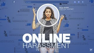 If Online Harassment happens in Real Life | #MeToo | Girl Formula | Chai Bisket