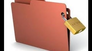 How to lock a folder using Folder Lock in Windows 7 using Folder Lock
