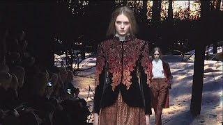 gucci  ferretti  cavalli   la femme à la mode de milan   le mag