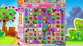 Candy Crush Saga Level 1497 (No Boosters)