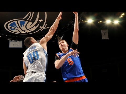 Lee and Porzingis Lead Knicks to Win in Orlando | 03.06.17