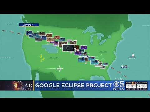 Google And UC Berkeley Team Up With A Thousand Solar Eclipse Photographers