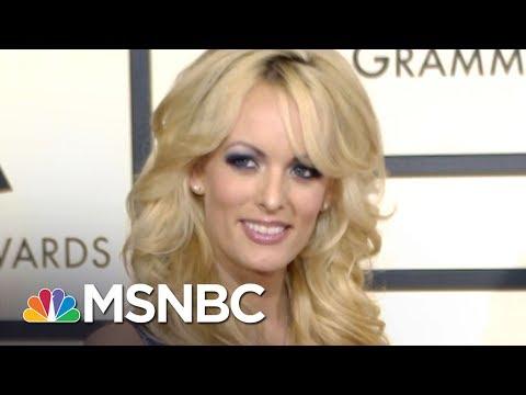 Why Won't President Donald Trump Publicly Rebut Stormy Daniels?   AM Joy   MSNBC