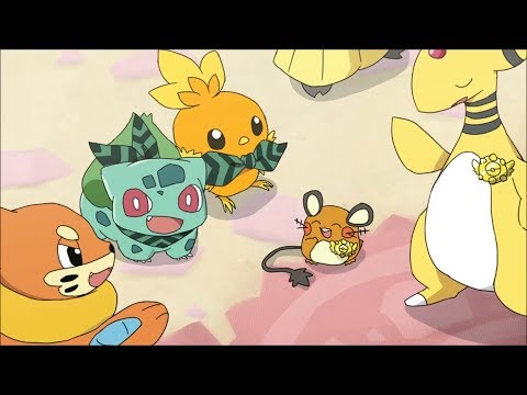 【MAD】Pokémon Super Mystery Dungeon Opening『World Trigger』