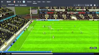 Football Manager 2015 Gameplay S01 E03 - Keep on Rollin