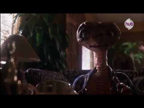Hub Family Movie Presents: E.T., The Extraterrestrial