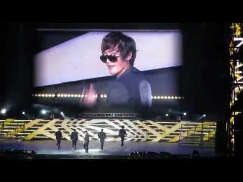 120922 Breaka Shaka - Kangta 강타 SMTOWN Live World Tour III In Jakarta, Indonesia