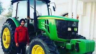 A Dekho g 120hp tractor johndeere 1204