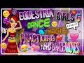 ♫ Equestria Girls 5: Magical Movie Night - Dance Magic // Practicing Hard Dance Moves// Outfit ♫