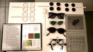 Formation Opticien Examen vue Matériel utilisé - EasyOpto