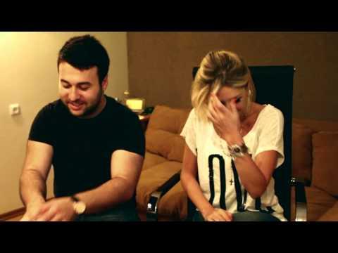 Кристине Пепелян и Март Бабаян  ( Trailer ) - Лишь любовь