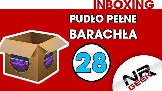 Pudło Pełne Barachła #28 - grudzień 2018 - Inboxing #28