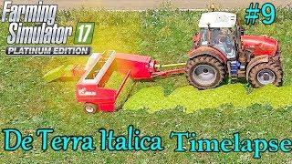 FS17 Timelapse, De Terra Italica #9: Small Bales!