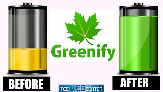 BEST BATTERY SAVING APP |  Extend Android Battery Life using GREENIFY [No Root]